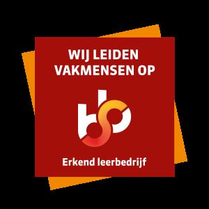 Hoveniersbedrijf Hans Knol is een erkend leerbedrijf.